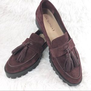 VIA SPIGA Giada Suede Shoes